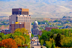 Flights to Boise Idaho