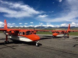 Islanders for Idaho Backcountry Flights