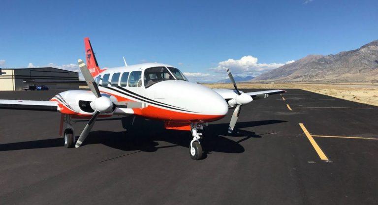 Charter Flight Info